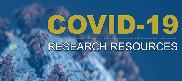 COVID Research Resources